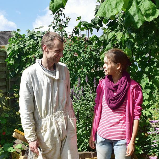 Foto Oliver und Tini Vogt Imkereibedarf Hameln