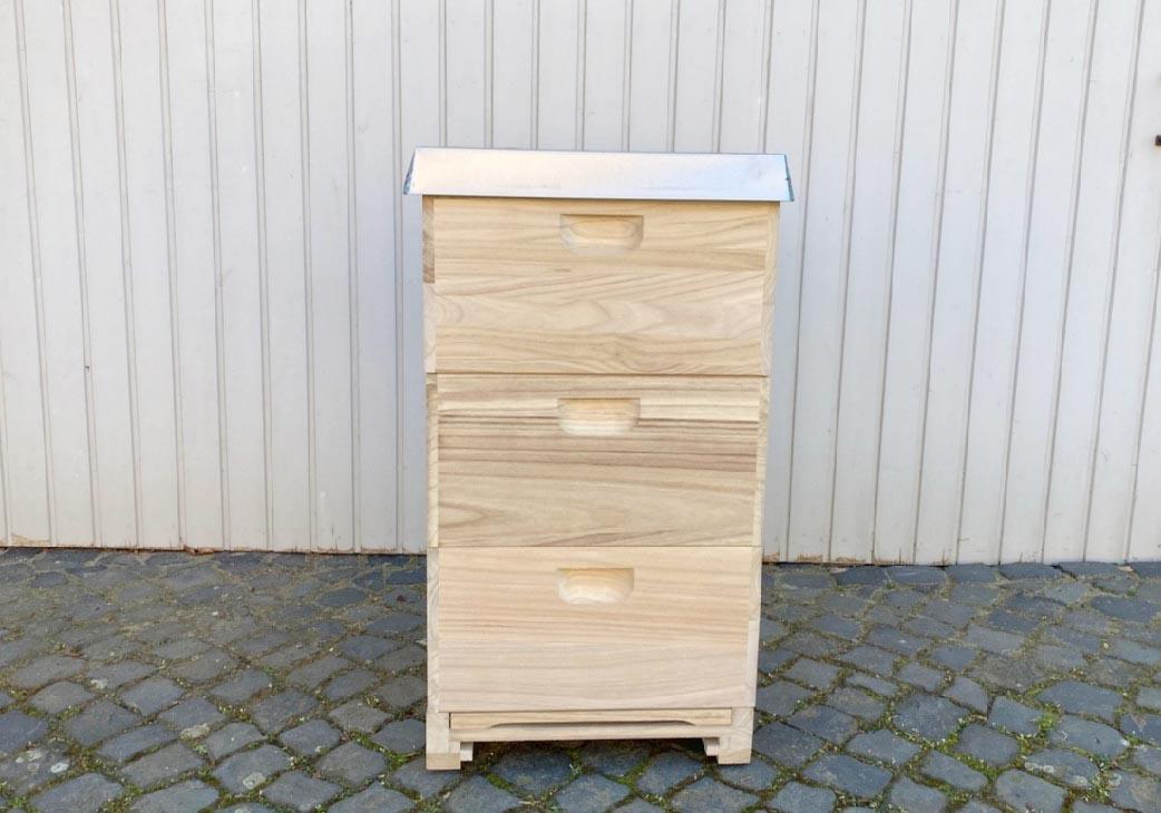 Foto Holzbeuten Imkereifachhandel