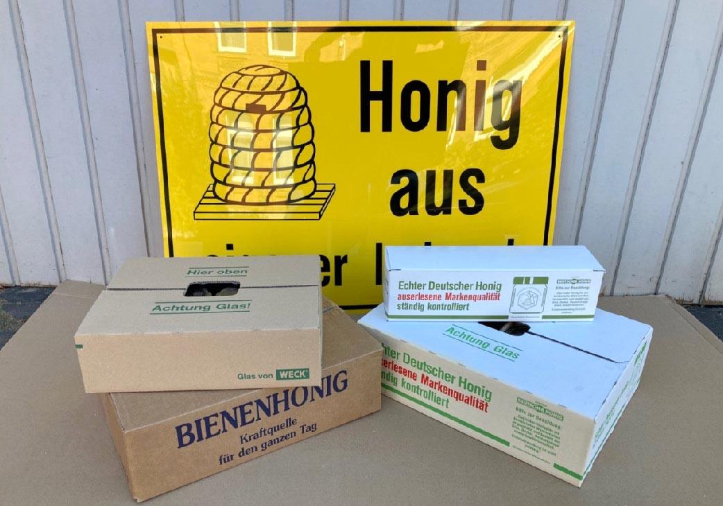 Foto Honiggläser Imkereifachhandel